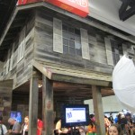 Another Walking Dead booth.
