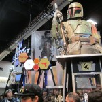 I want this Boba Fett bust.
